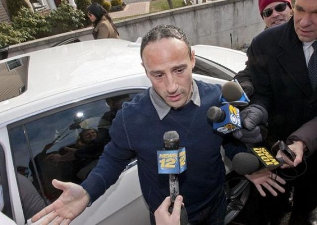 Бранкато было предъявлено обвинение в убийстве, но суд присяжных признал актера невиновным, поскольку стрелял его товарищ, однако наказания за кражу ему избежать не удалось.