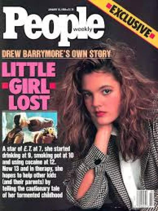 """В 1990 году она написала автобиографическую книгу """"Потерянная маленькая девочка"""", посвященную непростому периоду ее жизни."""