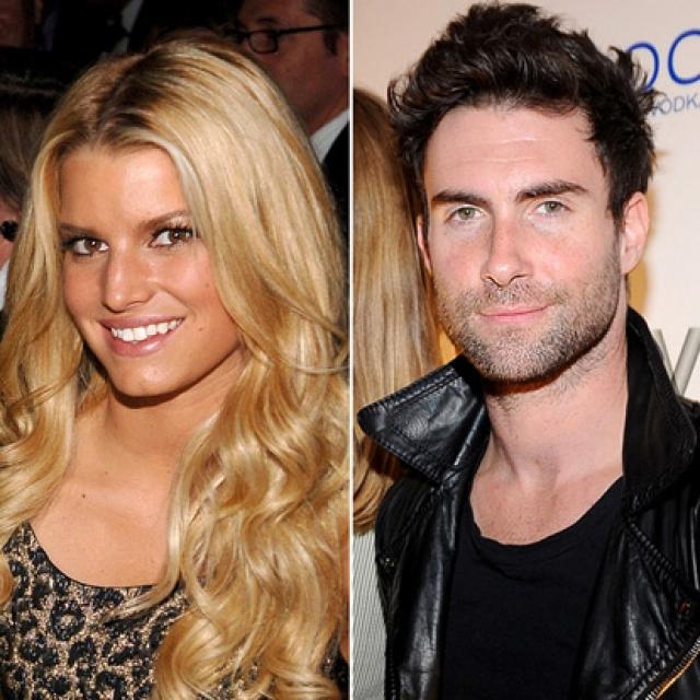Еще в 2005 появились слухи о том, что Джессика изменяет Нику с Адамом Левином.