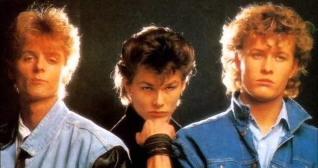 A-ha. Группа успешным сочетание рок- и поп-ноток завоевала симпатии и мужской и женской аудитории, причем последней - не без участия харизматичного лидера Мортена Хакерта.