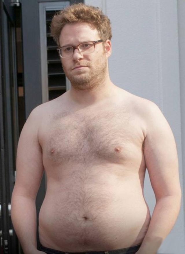 Сет Роген. Когда канадский актер и комедиант достиг веса в 110 кг, он понял, что пора что-то менять.