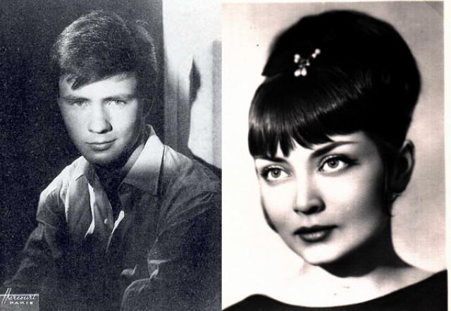 Актриса Жанна Болотова в 19 лет вышла замуж за художника Николая Двигубского , с которым познакомилась на вечеринке у их общего знакомого, режиссера Андрея Кончаловского .