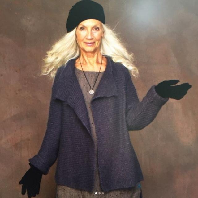 Ингмари Лэми - модель из Швеции.