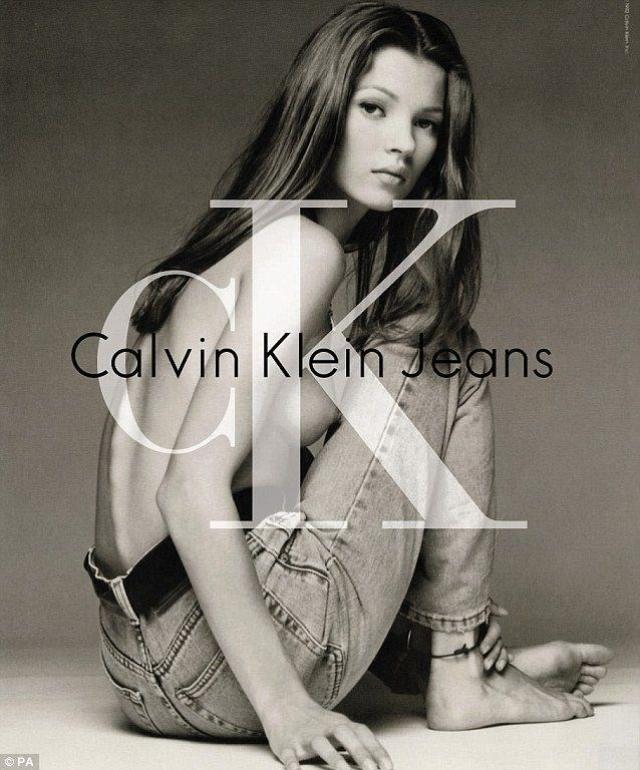 До своего двадцатилетия Кейт успела принять участие в еще нескольких провокационных фотосетах от Кельвина.