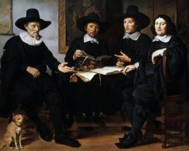 """В 1666 году Английский Комитет по Рождаемости счел, что причина снижения рождаемости — в широком использовании """"кондонов"""". Это первое упоминание слова """"кондом"""" или похожего на него."""
