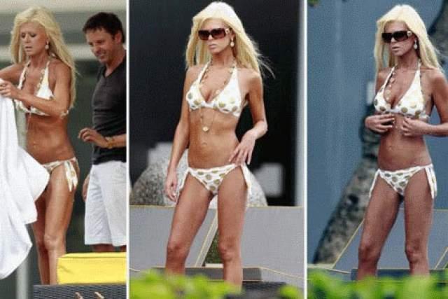 Поэтому, когда она похудела, фанаты всерьез забеспокоились о ней.