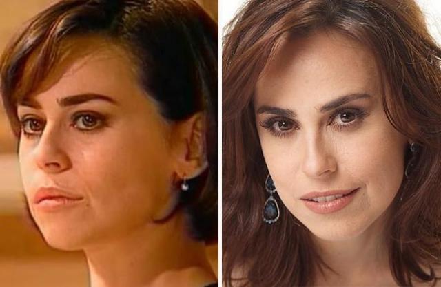 Даниэла Эскобар. Актриса снималась до 2005 года, а потом отказалась от всех предложений и решила заняться личной жизнью и сыном.