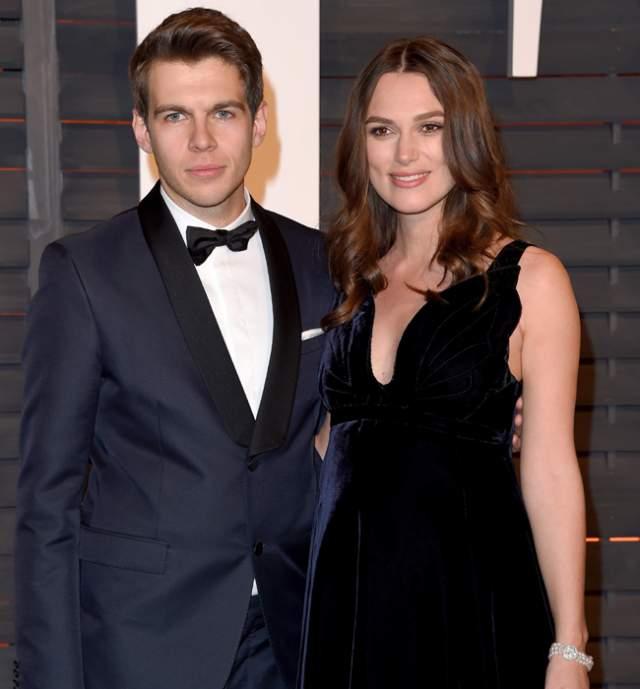 В феврале 2011 Найтли начала с ним встречаться, а поженились они 4 мая 2013 года. Через два года у супругов родилась дочь Эди.