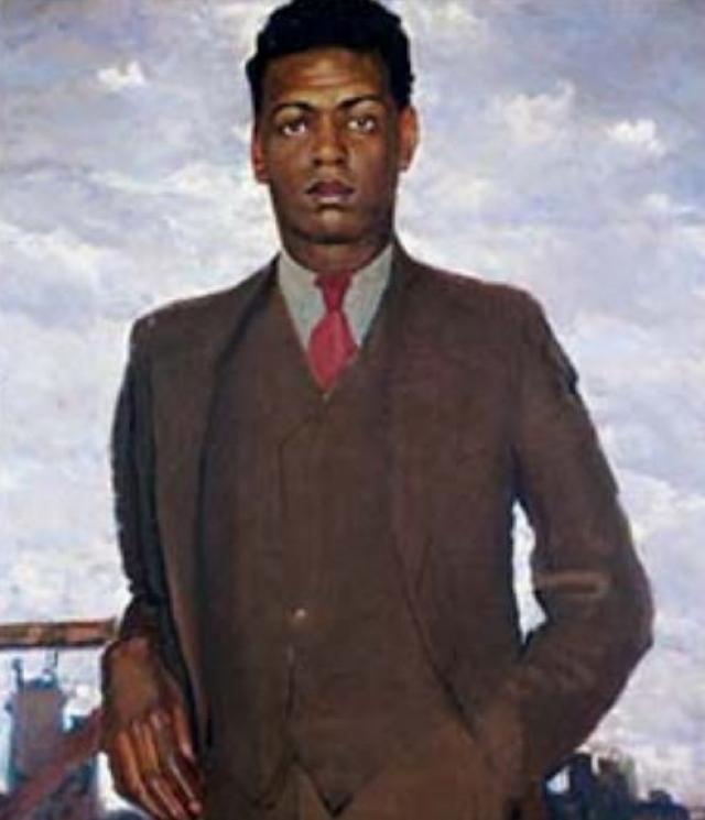 Ллойд Паттерсон. Актер впервые прибыл в СССР в 1932 году как участник негритянской труппы Джеймса Хьюза, мечтавшего создать в СССР свой театр.
