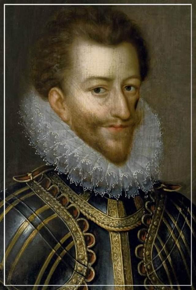 О ее романе с герцогом де Гиз знало все королевство.