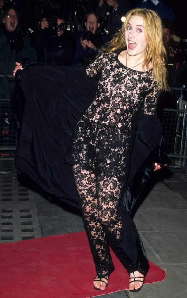 Кейт Уинслет в 1996.