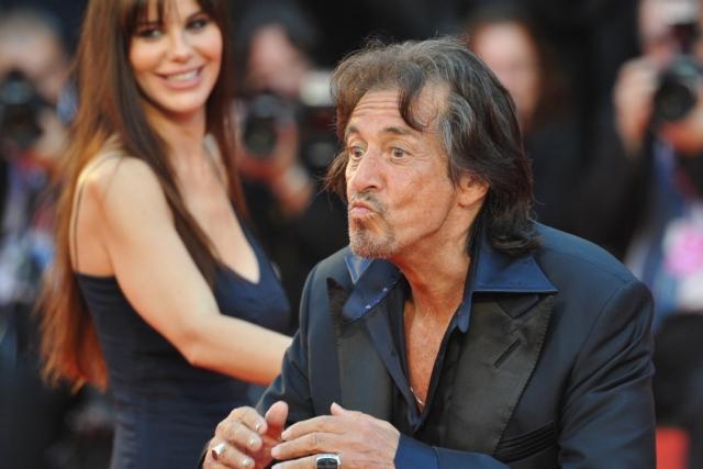 Аль Пачино. За свои 77 лет актер никогда не состоял в официальном браке, но трижды становился отцом.