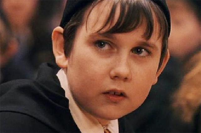 """Мэттью Льюис. Один из самых непривлекательных героев """"Гарри Поттер"""" буквально потряс зрителей своим преображением."""