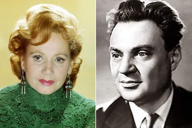 """Казалось бы, должны они зажить счастливо, но нет. В жизни советской звезды появился еще один режиссер - Константин Воинов, из-за которого Смирнова согласилась играть роль в """"Женитьбе Бальзаминова""""."""