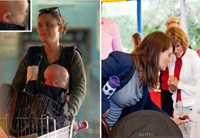 Изменения, как выяснилось, были связаны с долгожданной беременностью актрисы. Но даже спустя несколько лет после родов Эмили Дешанель, в отличие от своей сестры Зоуи Дешанель, не хочет возвращать прежние формы.