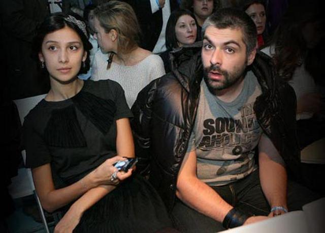 Равшана Куркова и Дмитрий Исхаков. Актриса и фотограф познакомились в конце 2010 года на Мальте, где Дмитрий снимал девушку с ее тогдашним мужем.