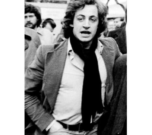 Новоиспеченный магистр гражданского права Николя Саркози .