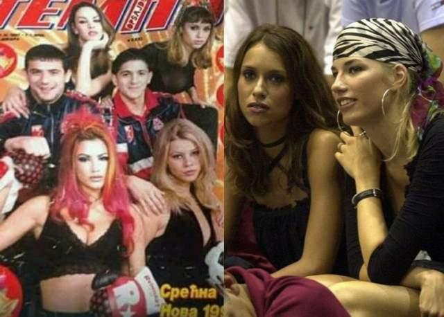 Девушка была моделью и солисткой белградской группы Models. Но, как признается она сама, известностью она обладала лишь в родной Югославии.