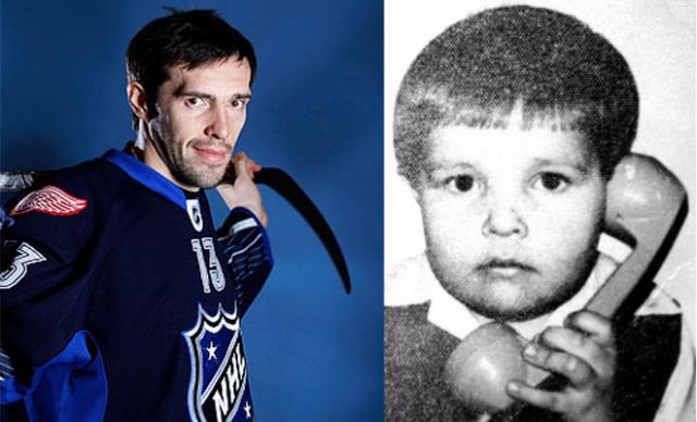 Павел Дацюк стал тренироваться у Валерия Голоухова в восемь лет, а после того, как в тринадцатилетнем возрасте спортсмен лишился одного из родителей, тренер устроил его в спортивный интернат, и Павел получил возможность ночевать дома, а питаться и заниматься — в интернате. Неудивительно, что хоккеиста и его первого наставника всегда связывали очень теплые отношения.