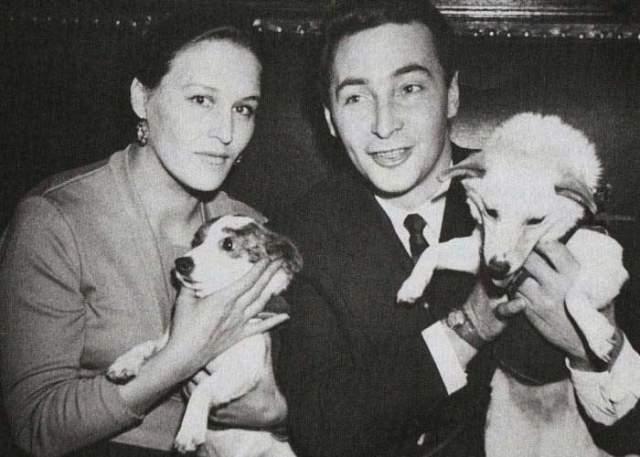 Вячеслав Тихонов, с которым она прожила 13 счастливых лет, был самой большой ее любовью. Но они расстались: были слишком разными. А судьба их общего единственного сына была очень трагичной.