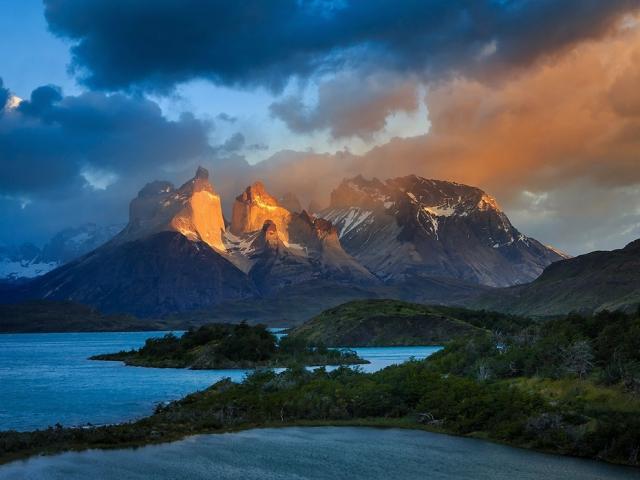Национальный парк Торрес-дель-Пайне в Чили. Gleb Tarro, National Geographic Your Shot