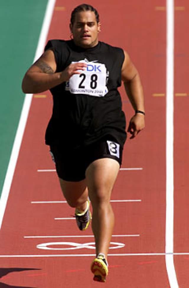 Борясь на бегу с недоумением и одышкой, Мисипека чуть ли не в прямом смысле дополз до финиша, показав наихудший в истории большого спорта результат — больше 14 секунд.