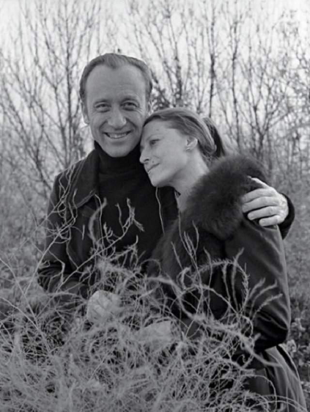 Родион Щедрин и Майя Плисецкая.