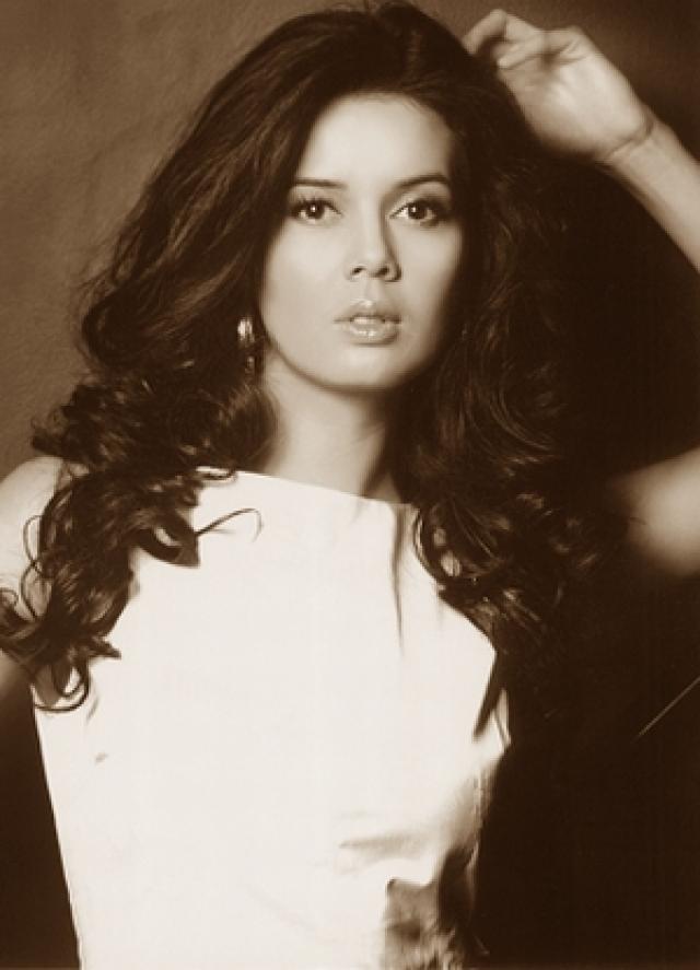 """Мелоди Гершбах (1985-2010). Спустя год после получения титула """"Мисс Интернешнл - 2009"""" филиппинская модель трагически погибла в ДТП."""