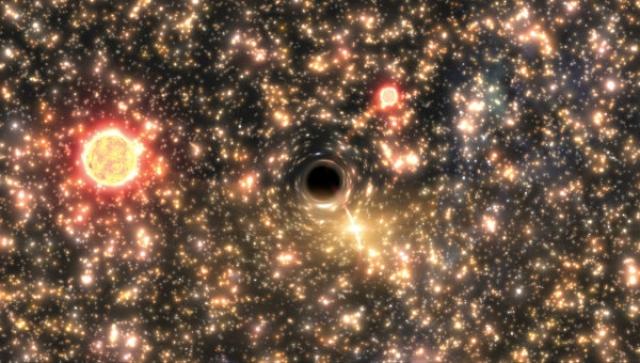 Однако практически ученые не видели ни одну из Черных дыр. Мы можем только догадываться, что же это на самом деле.