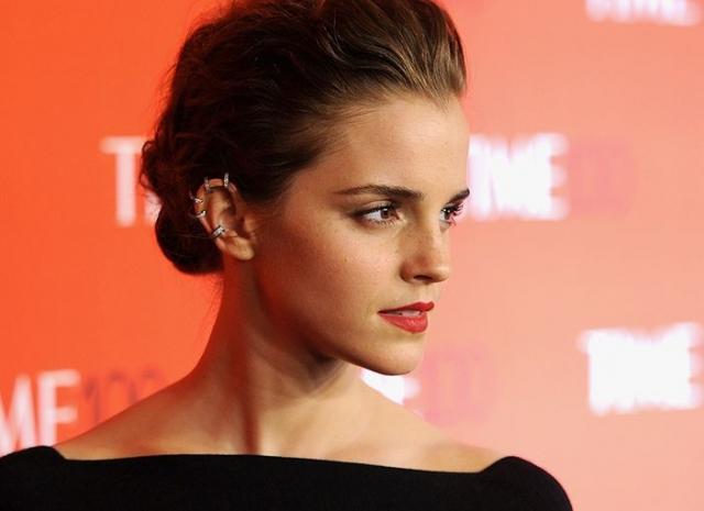 """15. Эмма Уотсон. Актриса прошла путь от роли юной волшебницы в """"Гарри Поттере"""" до одной из самых желанных женщин."""