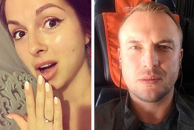 По данным журналистов, спортивный чиновник Игорь Сивов во время романтической поездки по Кении сделал Нюше предложение, познакомился с ее родителями и получил одобрение.