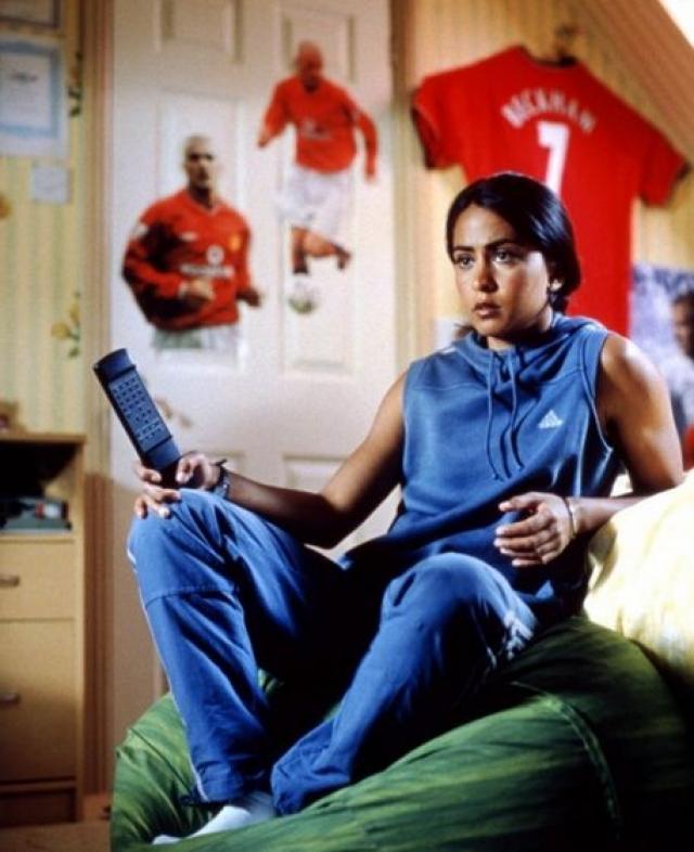 """Парминдер Награ. Играя 16-летнюю героиню фильма """"Играй, как Бекхэм"""", актриса была на 11 лет старше своей героини."""