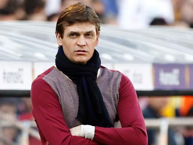 Тито Виланова. 1968-2014. Испания. Футболист.