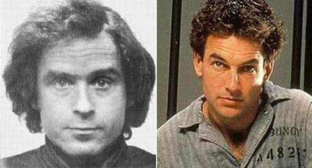 """""""Осторожный незнакомец"""", 1986. Марк Хармон в роли Теда Банди. Сам термин """"серийный убийца"""" впервые был использован именно в отношении Теодора Банди. С юности он увлекался психологией и читал много книг о сексуальных преступлениях."""