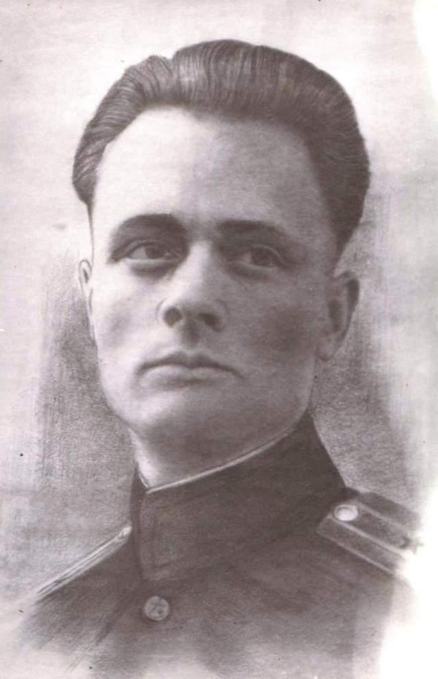 Александр Герман, (1915-1943). Командир 3-й Ленинградской партизанской бригады.