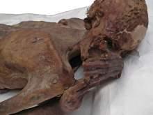 Ученые нашли татуировки на древнеегипетских мумиях