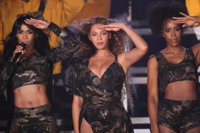 Бейонсе, 36 лет. Бывшая участница группы Destiny's Child выступает самостоятельно с 2002 года, когда все участницы группы решили, что им нужен перерыв для развития сольной карьеры.