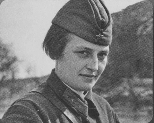Людмила Павличенко, (1916-1974). Леди Смерть (Lady Death), как ее называли в зарубежной прессе. Самая успешная женщина-снайпер в мировой истории.
