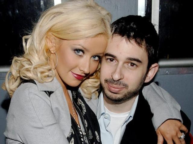 Кристина Агилера и Джордан Братман. Певица была замужем за музыкальным продюсером шесть лет и родила ему сына. Что именно привлекло ее в Джордане, не известно.
