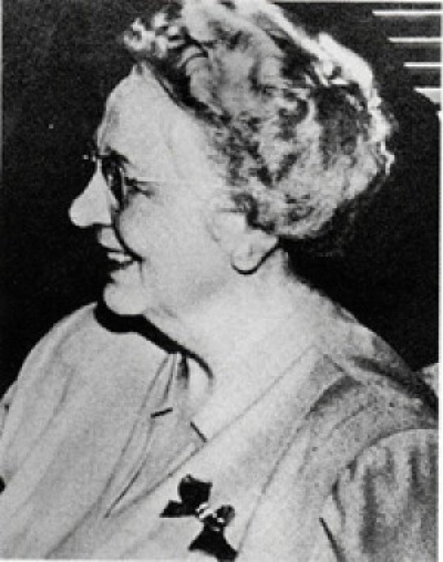 Самовозгорание. Мэри Ризер. Женщина сгорела 1 июля 1951 года в Санкт-Петербурге (штат Флорида).