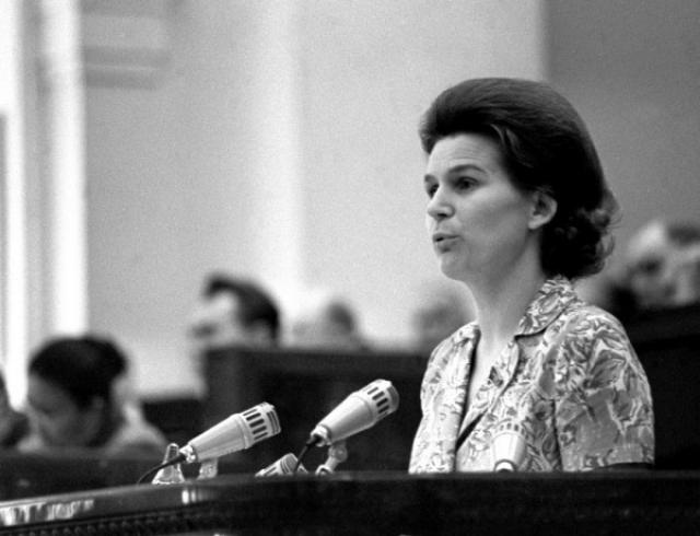 Двадцать последующих лет Валентина возглавляла Комитет советских женщин, была депутатом Верховного Совета СССР, членом Президиума Верховного Совета СССР.