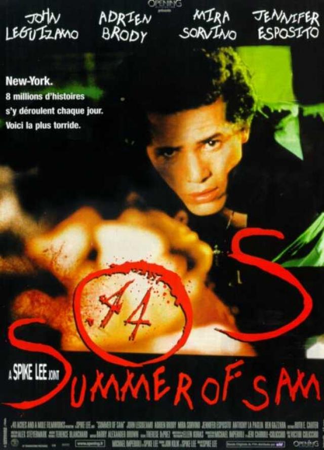 """""""Кровавое лето Сэма"""" (1999). В основе фильма - история о серийном убийце Дэвиде Берковице, терроризировавшем Нью-Йорк в середине 70-х годов."""