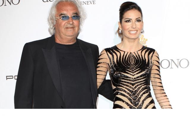 Элизабетта Грегораччи и Флавио Бриаторе. Итальянская модель и телеведущая связала свою жизнь с бизнесменом, который помимо прочего был на 30 лет старше. Пара до сих пор вместе.