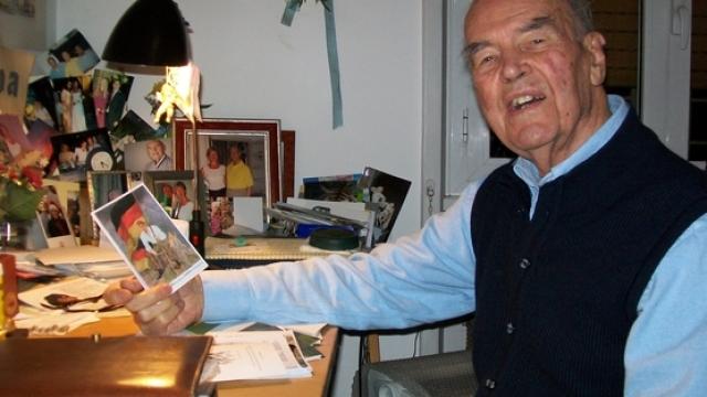 """В Аргентину он также бежал по одной из """"крысиных троп"""" из Генуи, с паспортом Красного Креста на имя латыша Отто Папе Прибке."""