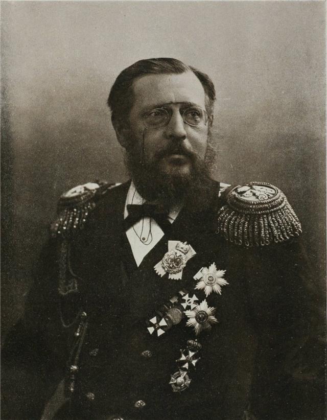 Инициативу о продаже Аляски США высказал брат императора, великий князь Константин Николаевич Романов, возглавлявший Морской штаб России.