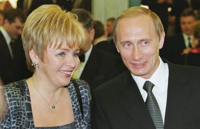 Владимир Путин и Людмила Шкребнева, 1983-2014.