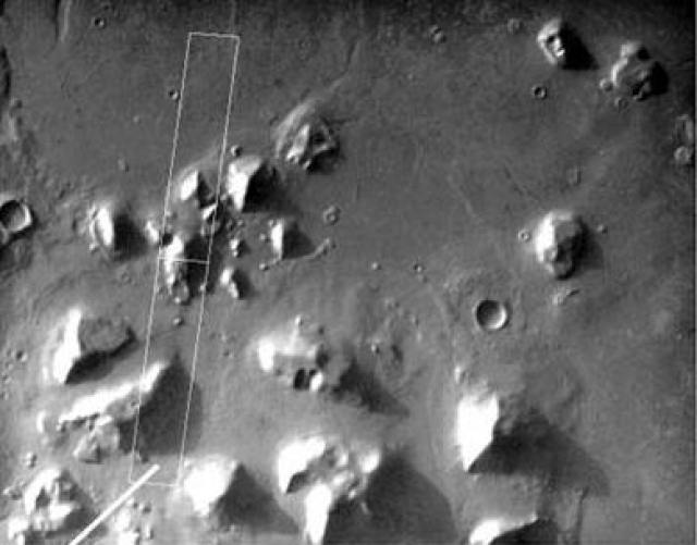 Позже ученые насчитали целых 11 пирамид! Они не похожи на результаты вулканической активности или на что-либо подобное.