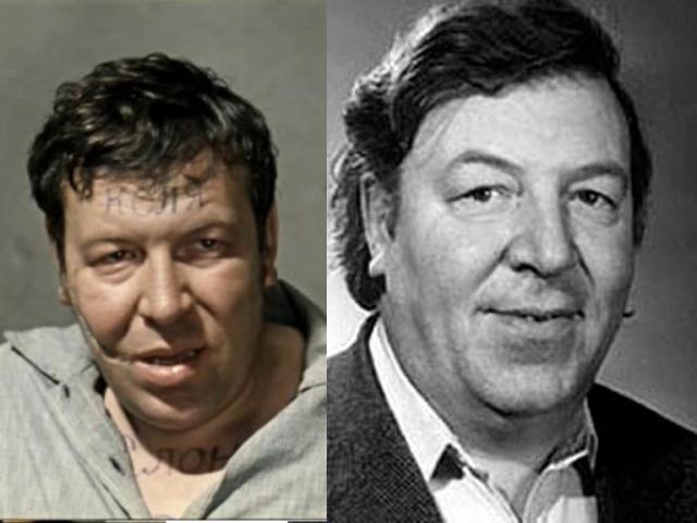 Роман Филиппов. С начала 70-х и до конца жизни актер известный своими яркими эпизодическими ролями, был Дедом Морозом на елке в Кремле.19 февраля 1992 года Роман Филиппов скончался из-за оторвавшегося тромба.