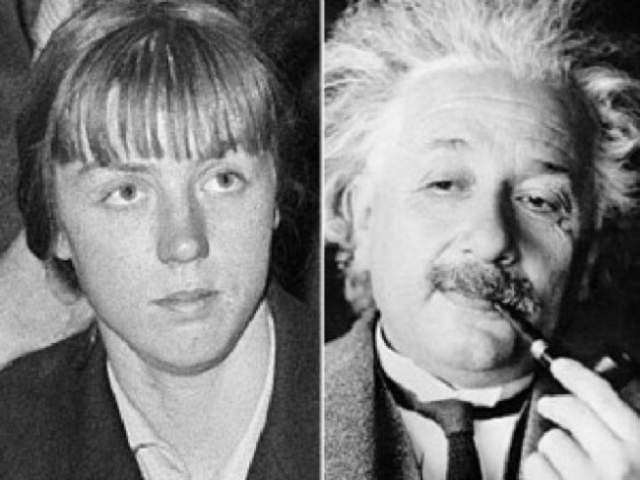 """Эвелин Эйнштейн , внучка гениального ученого Альберта Эйнштейна,приемная дочь второго сына ученого, Ханса Альберта Эйнштейна. Умерла в 2011 году. Ей было 69 лет. Ее предок не оставил ни гроша семье, завещая все Еврейскому университету в Иерусалиме, из-за чего Эвелин всю жизнь """"рылась в помойках""""."""