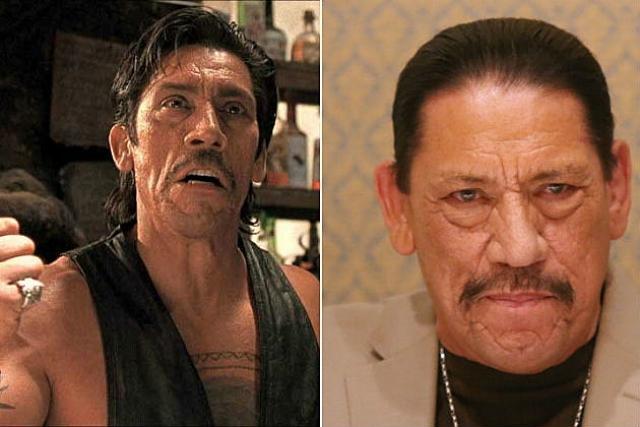 """Дэни Трехо. Актер продолжил не только сниматься, но и сотрудничать с Робертом Родригесом, снявшим его в главной роли в фильме """"Мачете""""."""
